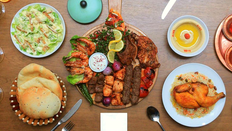 Food Review Halab Restaurant And Eyvan Restaurant Options