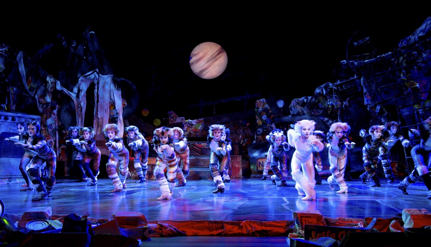 Image result for cats the musical istana budaya