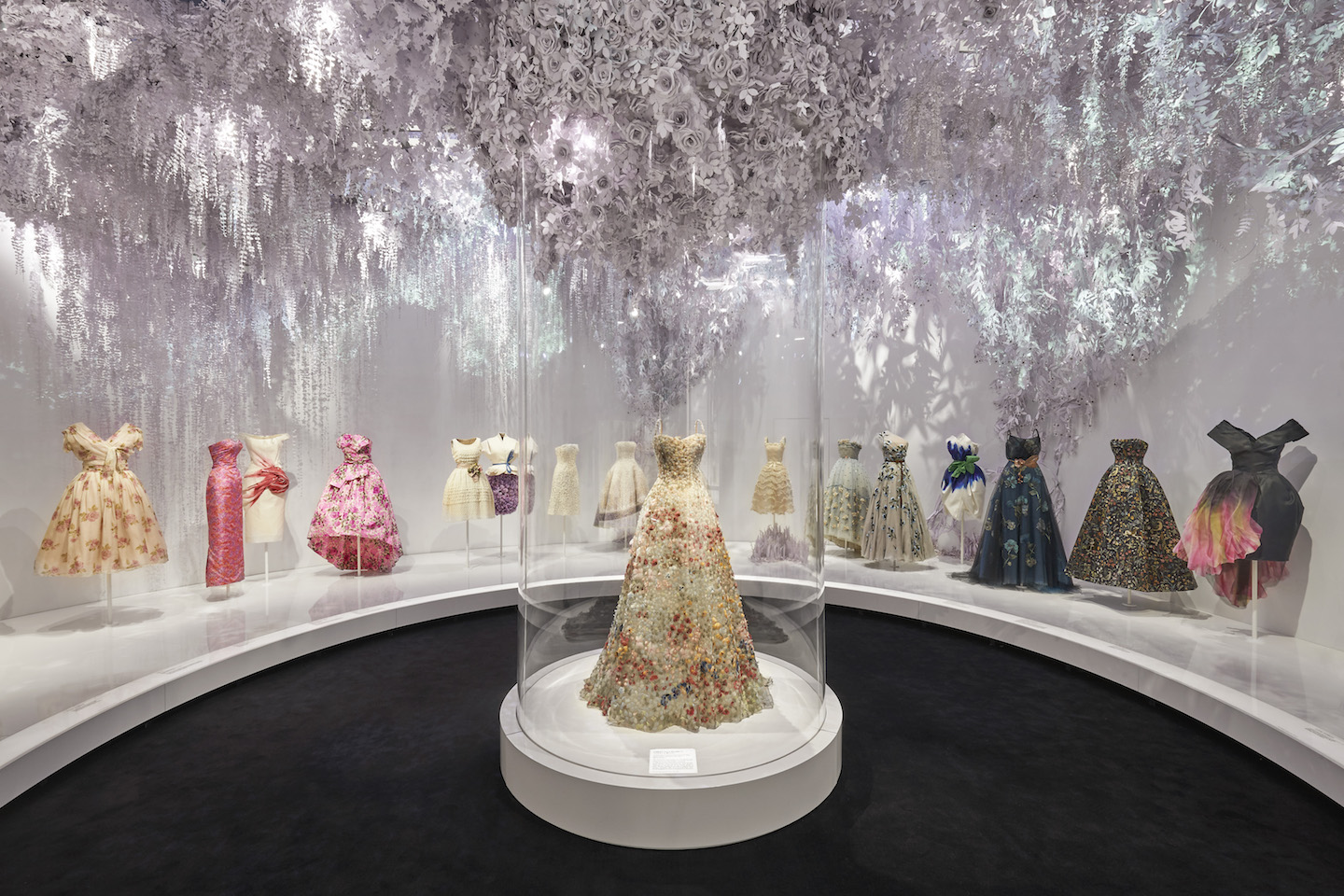 644abbe0bfb0 The Christian Dior V A exhibition is as impressive as we d hoped ...