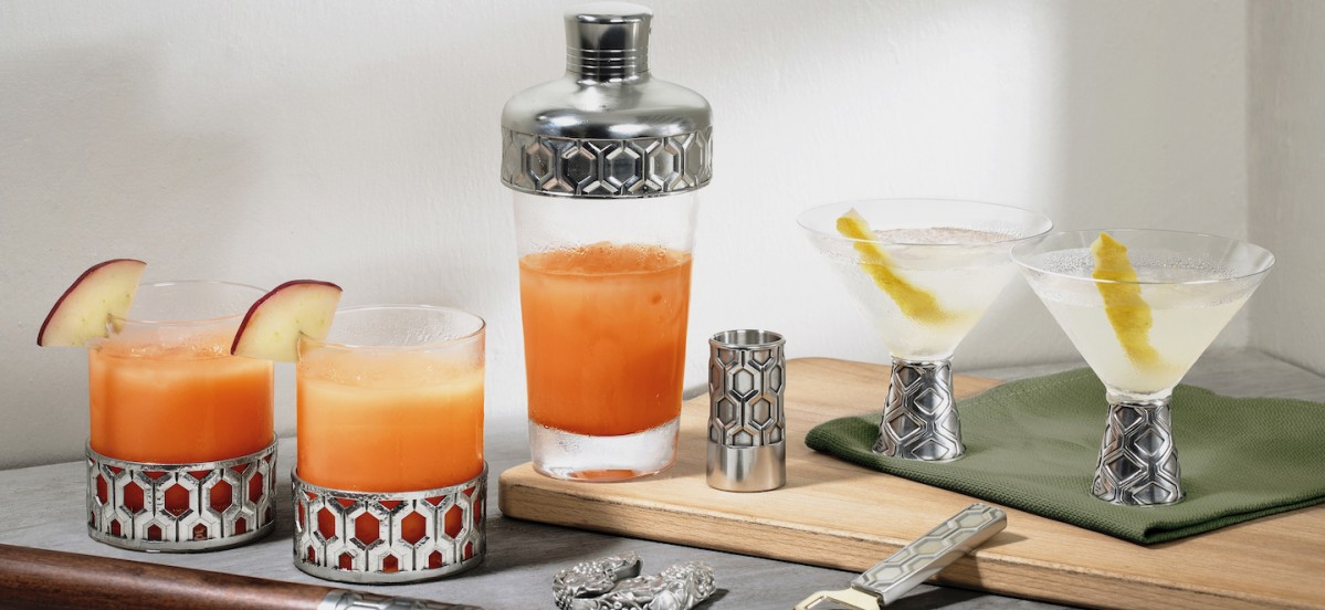 Royal Selangor's Raising the Bar campaign brings the art of cocktail-making to your home